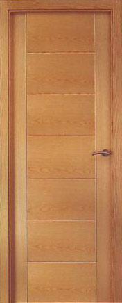 Venta puertas madera interiores precios desde 80 for Puertas de interior modernas precios