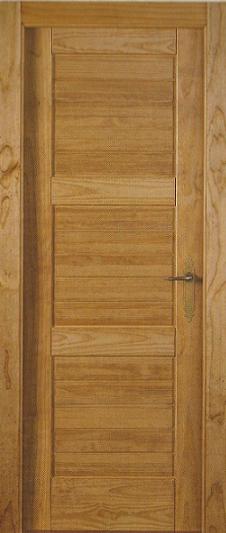 Modelo t88 puerta rustica de interior - Puertas color pino ...