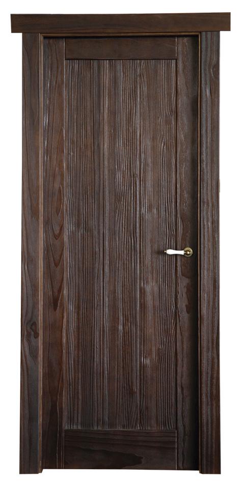 Puerta interior rustica t83 for Cambiar aspecto puertas de interior