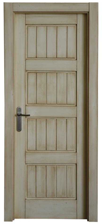 Modelo t82 puerta interior rustica - Puertas rusticas interior ...
