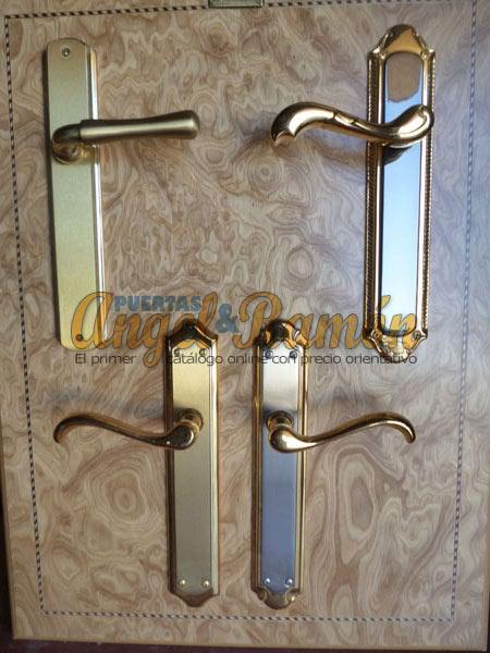 Tienda de puertas y ventanas de madera - Manillas para puertas de madera ...