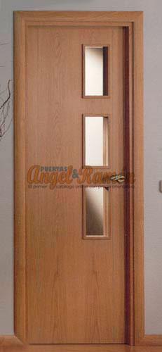 Modelo de puertas de madera interiores materiales de for Modelos de puertas de madera