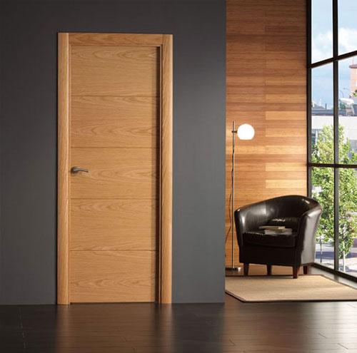 Puertas Madera Interior Modernas | Precios desde 115€.
