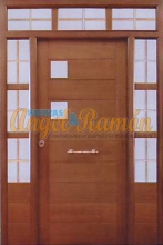 puertas de exterior modernas