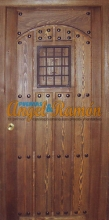 puerta-calle-entrada-exterior-rustica-pino-iroko-rejas-oferta-barata-porton