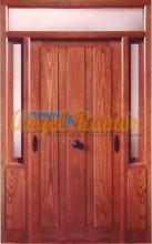 porton-calle-entrada-rustico-amedida-pino-iroko-barata-oferta-laterales-montantes-