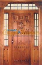 puerta-rustica-laterales-montante-porton-entrada-exterior-artesanal-rejas-clavos-forja-pino-mobila-iroko-oferta-barata-