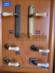 manillas para puertas rústicas