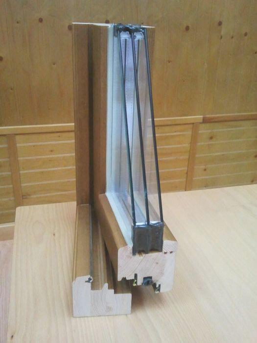 ventana madera perfil europeo 2
